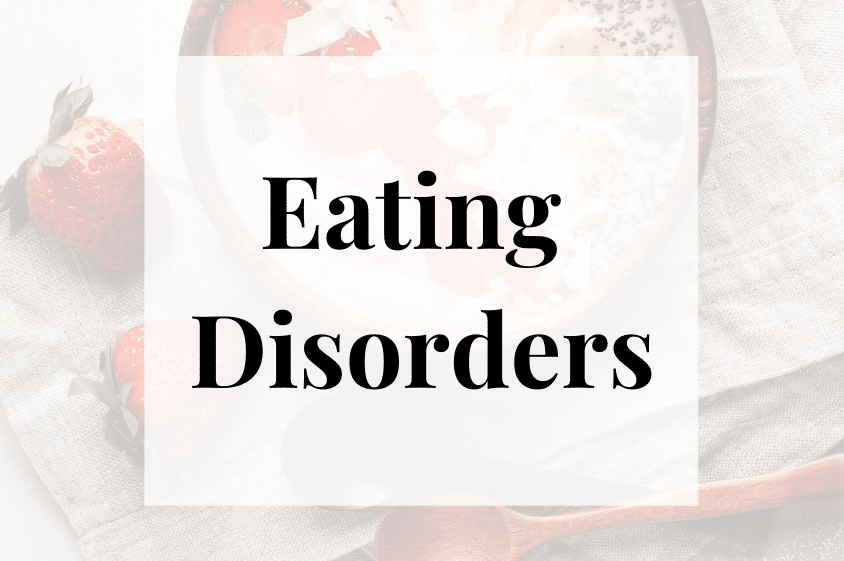 Eating Disorders Athens GA | Dietitian Nutritionist | Vickery Wellness