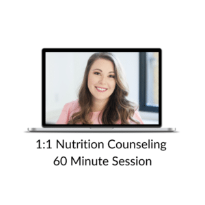 Nutrition Counseling Athens, GA