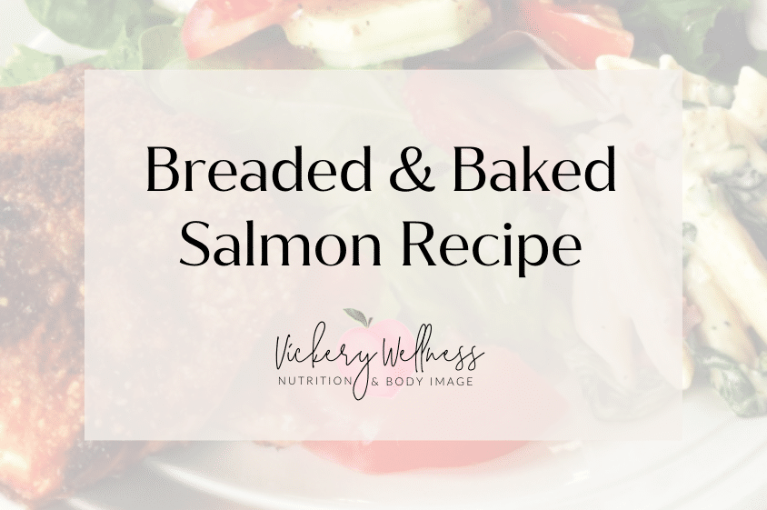 baked salmon recipe dietitian nutritionist vickery wellness courtney vickery