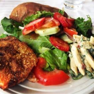baked salmon recipe vickery wellness courtney vickery